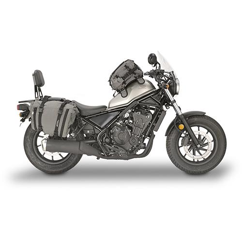 Honda CMX Rebel 500 Backrest and Fitting Kit
