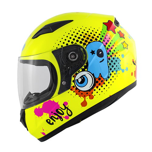 Color Boom neon glossy yellow
