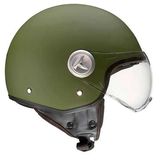 Colore Verde militare opaco